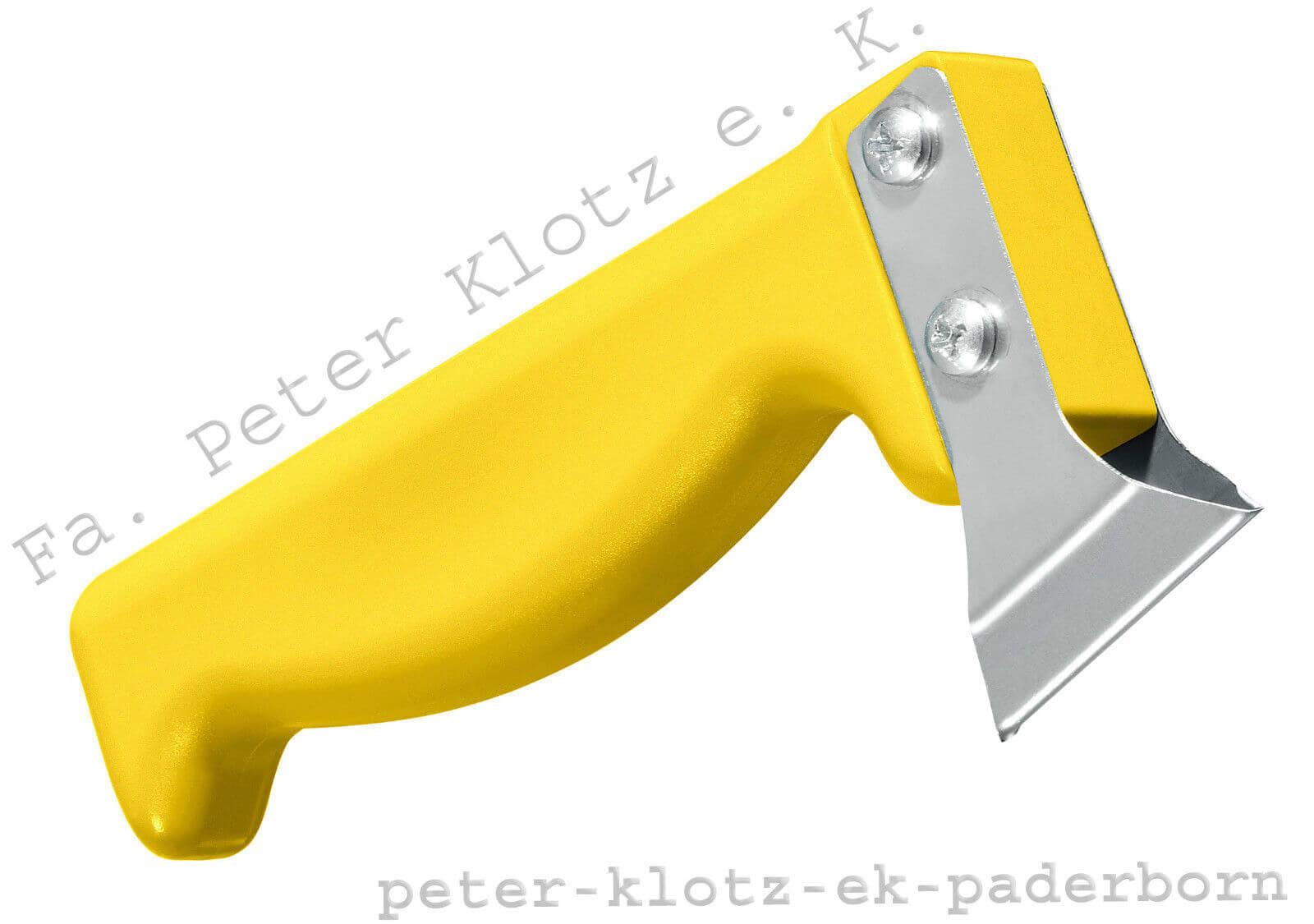 fugenmesser - handlicher fugenentferner für silikon und acryl